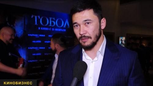 Премьера фильма «Тобол» в Алматы   Кинобизнес