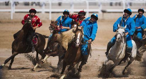 Утверждены международные правила игры в кокпар – популярной разновидности скачек в странах Средней Азии