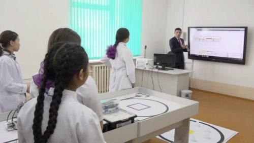Уникальный проект разработали старшеклассники одной из школ ВКО