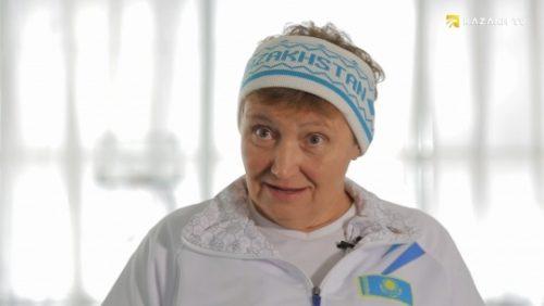 Зульфия Габдуллина: Я в воде как рыба