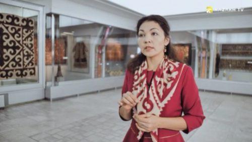 В чем тайный смысл казахских нарядов?