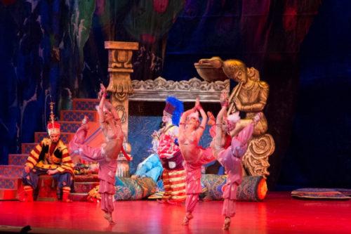 «Шехеразада» балетной труппы «Астана Опера» пленила Москву
