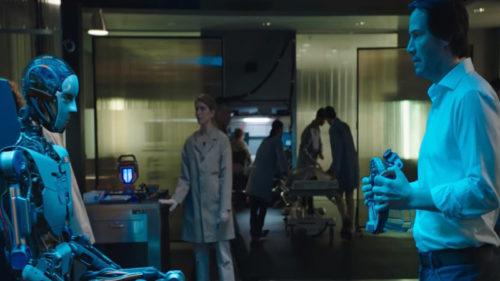 «Репродукция» – драма, фантастика и детектив в одном флаконе !