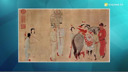 Новый сезон программы КЕН ДАЛА о жизни кочевников на канале КАЗАХ ТВ