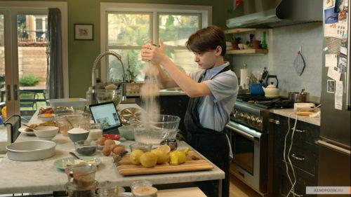 Родителей не выбирают…  Премьера «Запретная кухня» на канале «КиноСат».