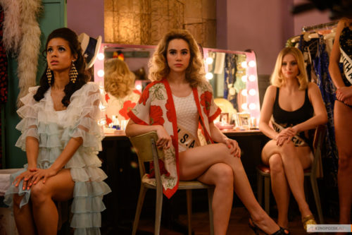 «Мисс плохое поведение» - скандал на конкурсе «Мисс Мира».    Премьера  на канале «КиноСат»