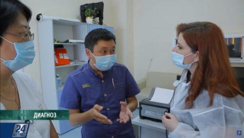 «Диагноз» - актуальная программа в период пандемии на канале «Хабар24»