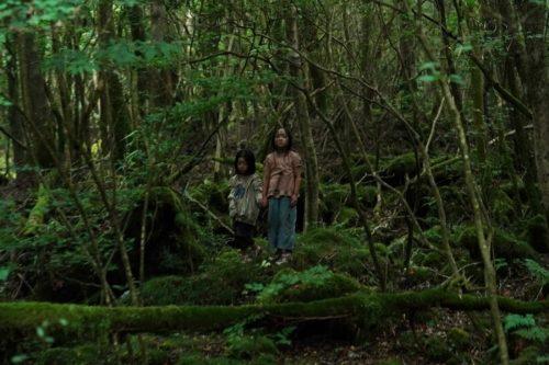 «Лес самоубийц» - не жалейте мертвых. Премьера на канале «КИНОМАН».
