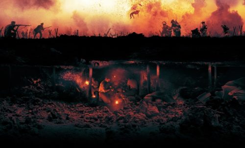 «Война под землей» – или подкоп к победе? Премьера на канале «КИНОМАН».